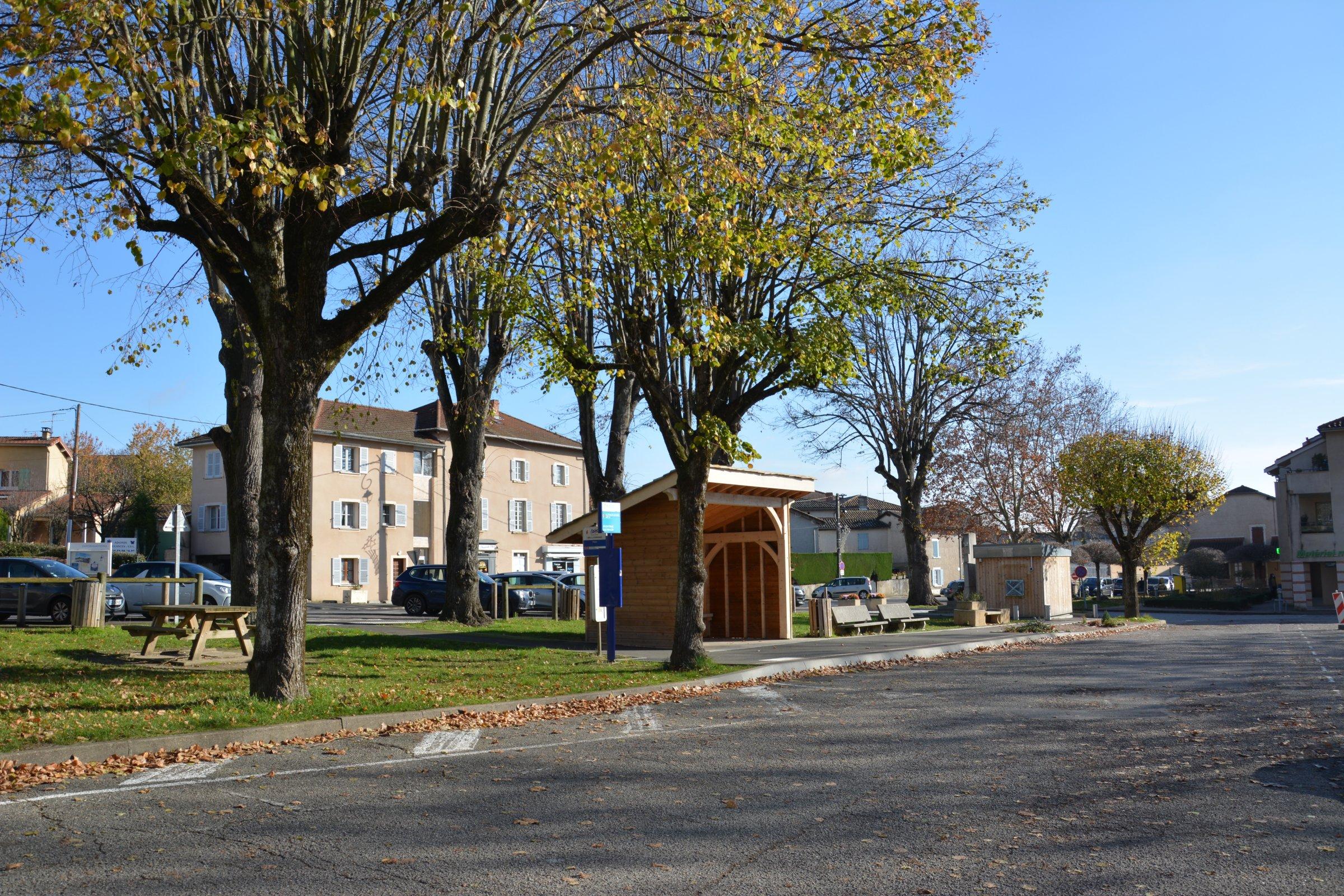 Centre village pique nique Ars
